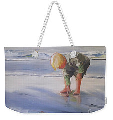 Another Great Shell Weekender Tote Bag