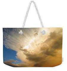 Another Incredible Cloud Weekender Tote Bag