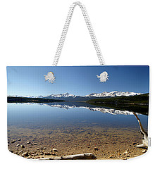 Weekender Tote Bag featuring the photograph Another Perfect Day by Jeremy Rhoades