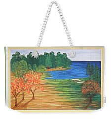 Another Sunday Morning Weekender Tote Bag