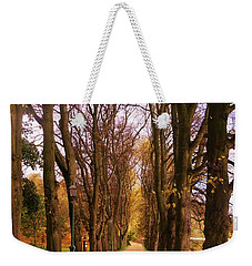 Another View Of The Avenue Of Limes Weekender Tote Bag