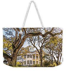Antebellum Mansion Weekender Tote Bag