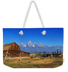 Antelope Barn Weekender Tote Bag