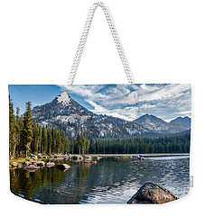 Anthony Lake Weekender Tote Bag