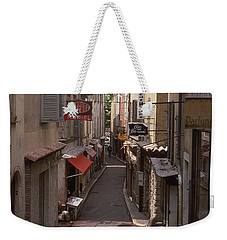 Antibes 76 Weekender Tote Bag by Mark Alan Perry