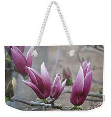 Anticipation Weekender Tote Bag by Leanne Seymour