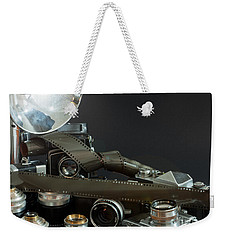 Antique Cameras Weekender Tote Bag