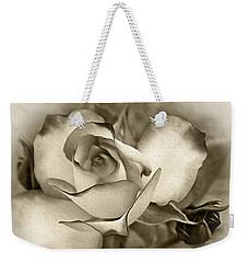 Antique Rose Weekender Tote Bag