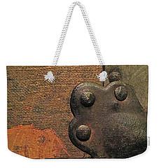 Antique Trunk 13 Weekender Tote Bag