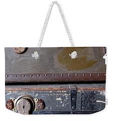 Antique Trunks 5 Weekender Tote Bag