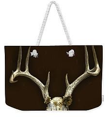Antlers Weekender Tote Bag