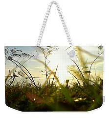 Ant's Eye View Weekender Tote Bag