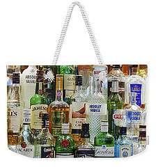 Anyone For A Drink Weekender Tote Bag by Maj Seda