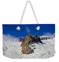 Aoraki Mount Cook Weekender Tote Bag by Venetia Featherstone-Witty