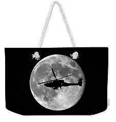 Apache Moon Weekender Tote Bag