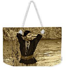 Apache River Maiden Weekender Tote Bag