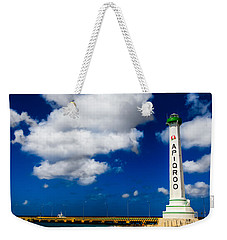 Apigroo Lighthouse Weekender Tote Bag