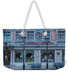 Apotheke Weekender Tote Bag