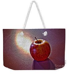 Apples Away Weekender Tote Bag