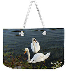 Weekender Tote Bag featuring the photograph Appreciation Of Love by Lingfai Leung