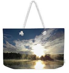Glorious Morning Weekender Tote Bag