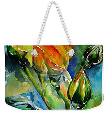 Aquarelle Weekender Tote Bag