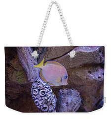 Aquarium Impression Weekender Tote Bag