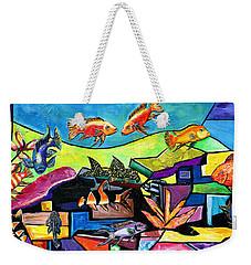 Aquascape #1 Weekender Tote Bag