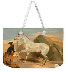 Arab Stallion Weekender Tote Bag