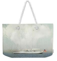 Arabella On Newport Harbor Weekender Tote Bag