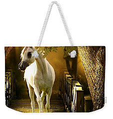 Arabian Dream Weekender Tote Bag by Davandra Cribbie