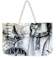 Arapaho Cheyenne Weekender Tote Bag