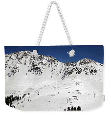 Arapahoe Basin Ski Resort - Colorado          Weekender Tote Bag by Fiona Kennard