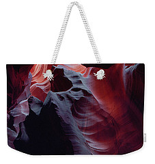 Arc Light-sq Weekender Tote Bag