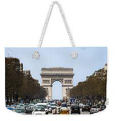 Arch Of Triumph In Paris Weekender Tote Bag