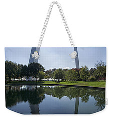 Arch Reflection Weekender Tote Bag