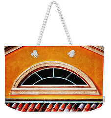 Arch Window In Jamaica Weekender Tote Bag by Gary Slawsky