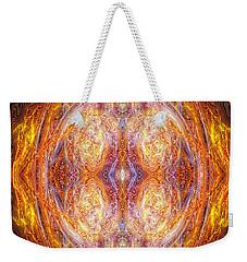 Archangel Uriel Weekender Tote Bag