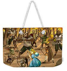 Archery In Oxboar Weekender Tote Bag