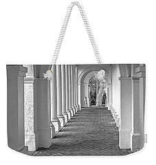 Arches At The Rotunda At University Of Va 2 Weekender Tote Bag
