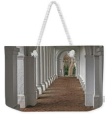 Arches At The Rotunda At University Of Va Weekender Tote Bag