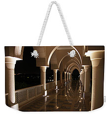 Arches In Abu Dhabi Weekender Tote Bag