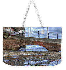 Arches Weekender Tote Bag by Spikey Mouse Photography