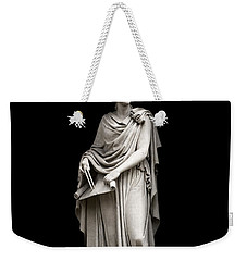 Architecture Weekender Tote Bag by Fabrizio Troiani
