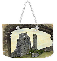 Archway To History Weekender Tote Bag by Linsey Williams