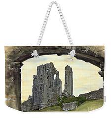Archway To History Weekender Tote Bag