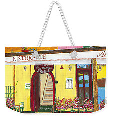 Aristede In Cinque Terra Weekender Tote Bag