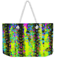 Arizona Abstract I Weekender Tote Bag by Marianne Campolongo