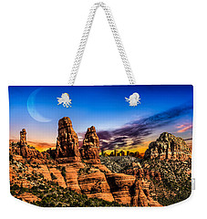 Arizona Life Weekender Tote Bag