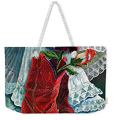 Arizona Rose Weekender Tote Bag